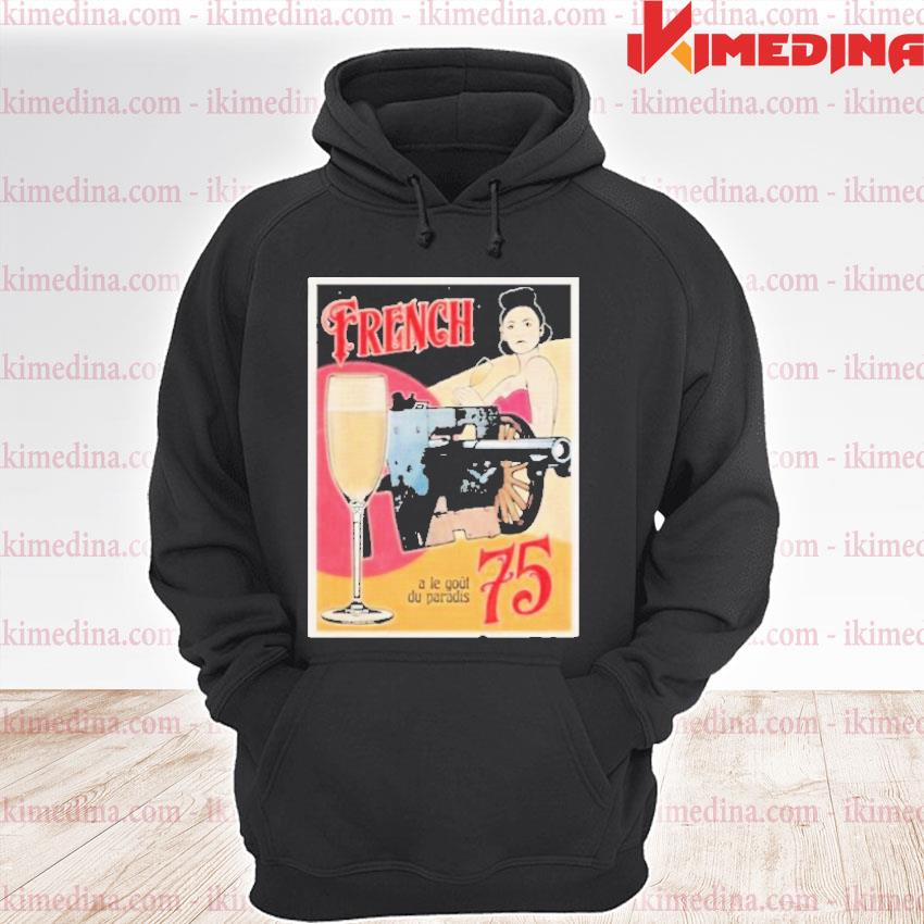 Official forgotten weapons french 75 s premium hoodie