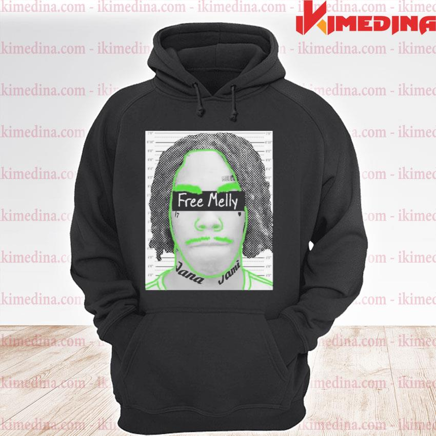 Official free melly s premium hoodie