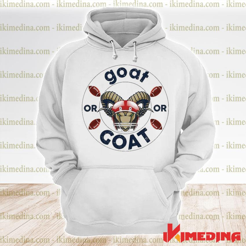 Official goat goat rugby 2021 s premium hoodie