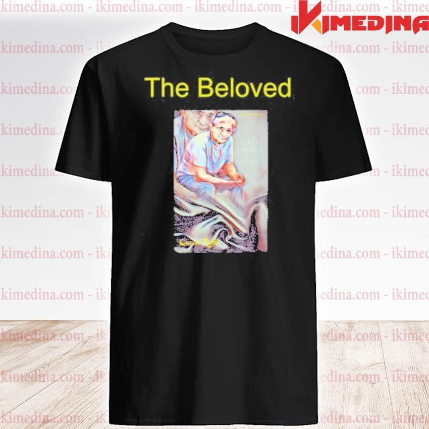Official gods chosen loner shirt'