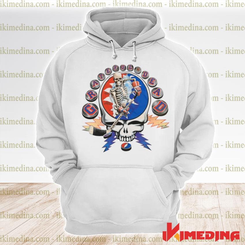 Official grateful dead hockey minglewood s premium hoodie