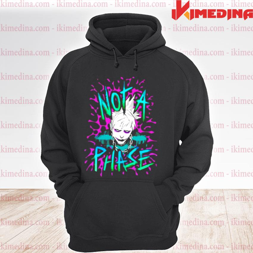 Official jake munro not a phase s premium hoodie