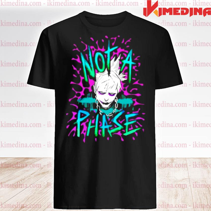 Official jake munro not a phase shirt