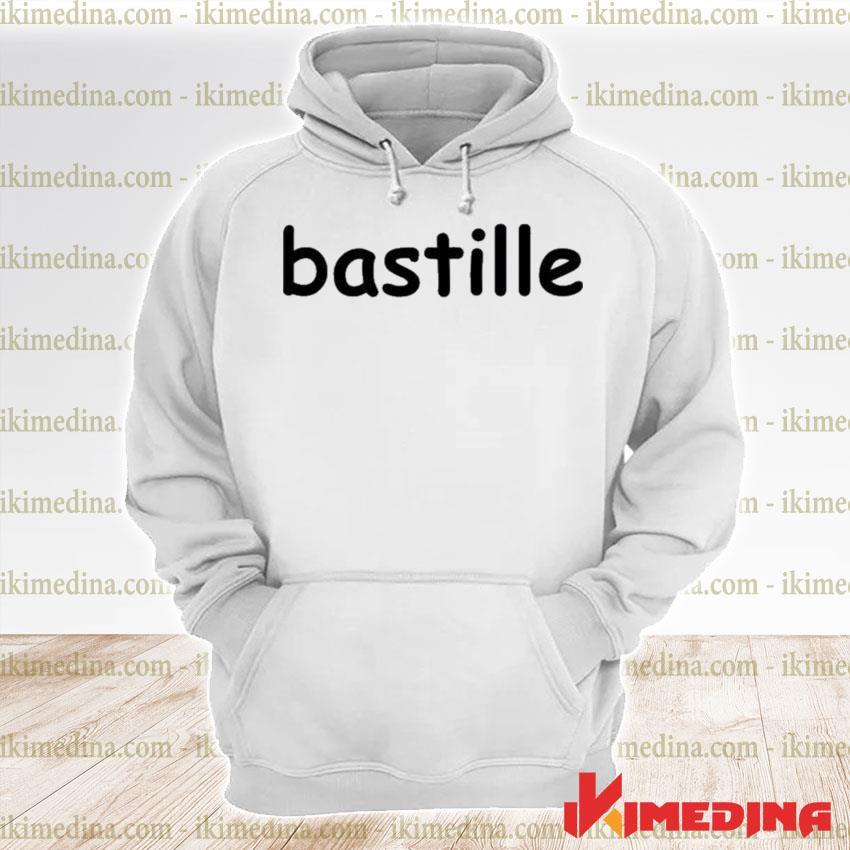Official joywave merch bastille comic sans bootleg s premium hoodie