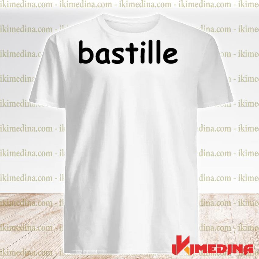 Official joywave merch bastille comic sans bootleg shirt