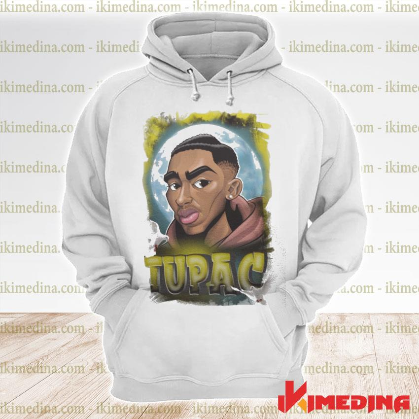 Official junie tupac s premium hoodie