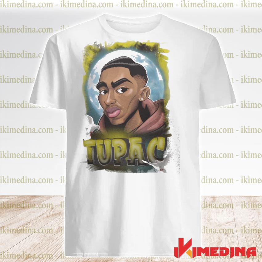 Official junie tupac shirt