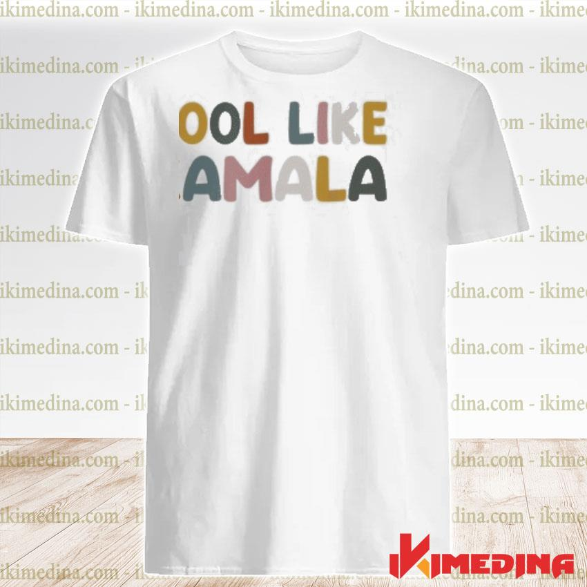 Official kool like kamala 2021 shirt