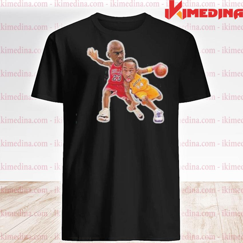 Official lebra james and kobe bryant 2021 shirt