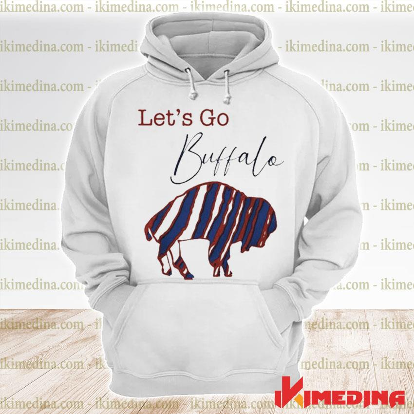 Official let's go buffalo bills 2021 s premium hoodie