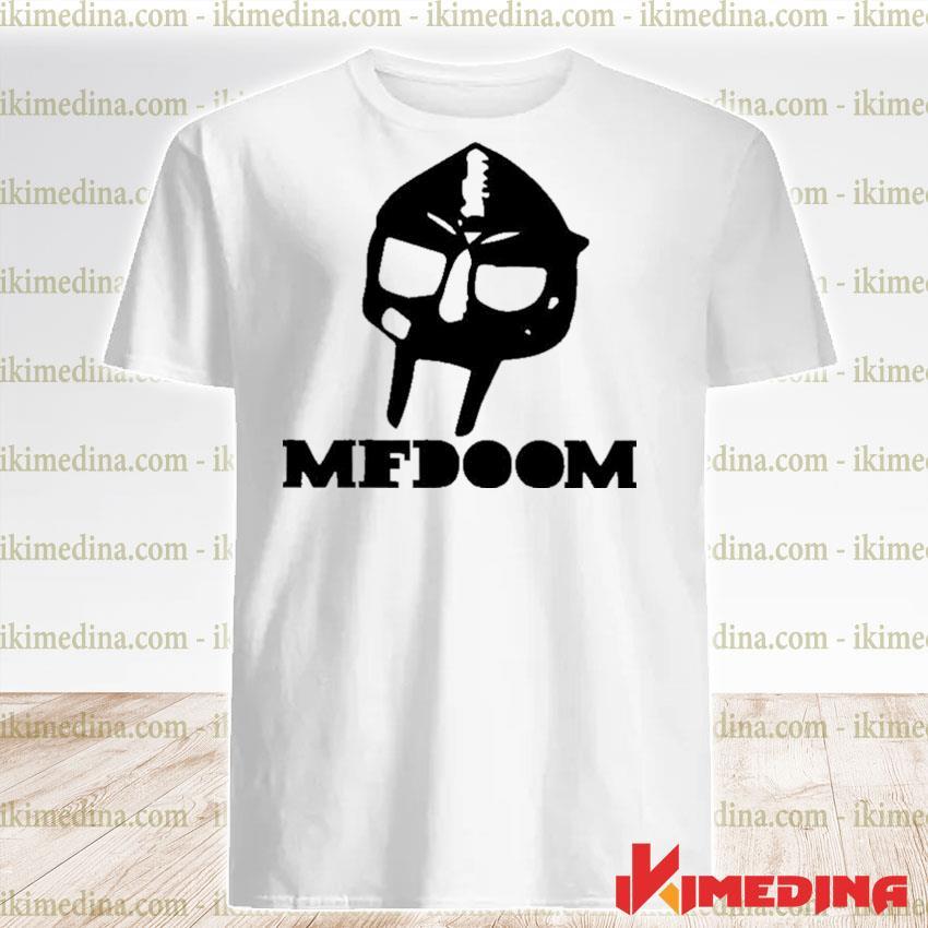 Official mf doom merch shirt