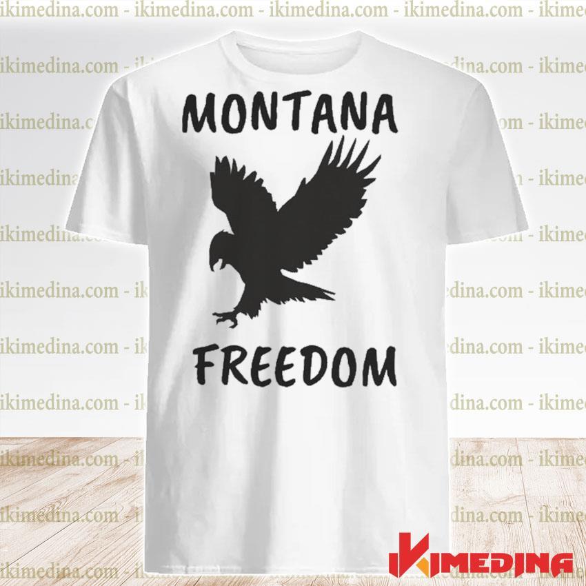 Official montana freedom shirt