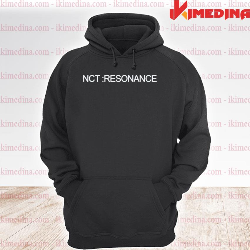 Official nct resonance s premium hoodie