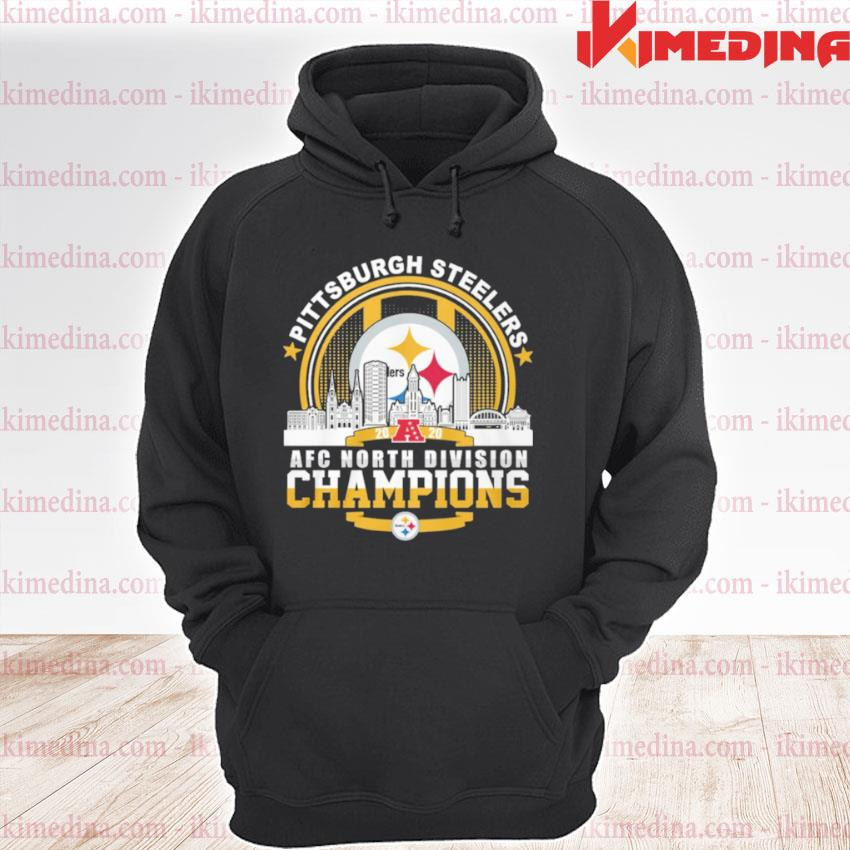 Official pittsburgh steelers 2020 nfc south division champion s premium hoodie