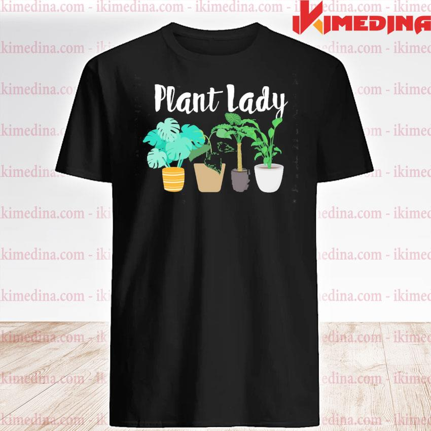 Official plant lady shirt