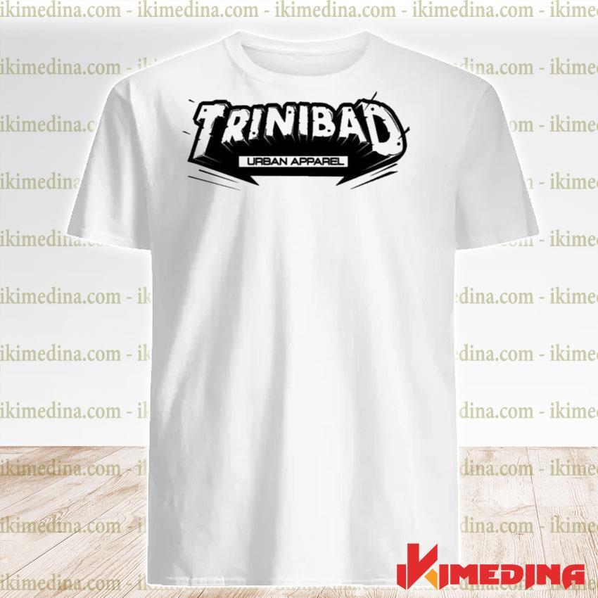 Official punz merch trinibad shirt