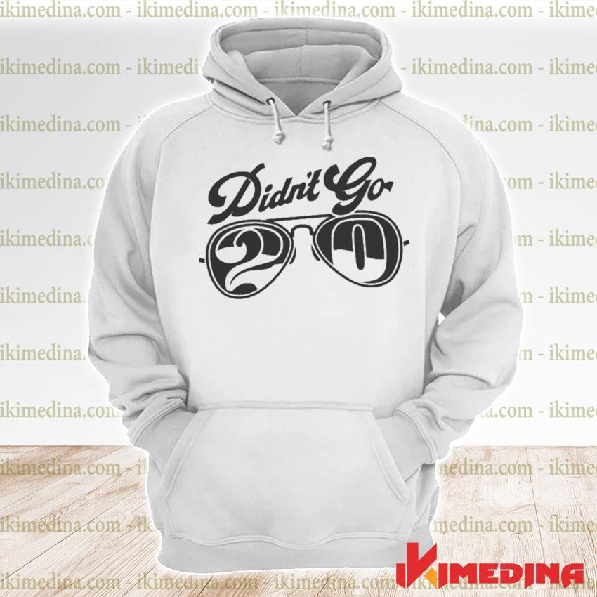Official rut daniels didn't go 20 s premium hoodie