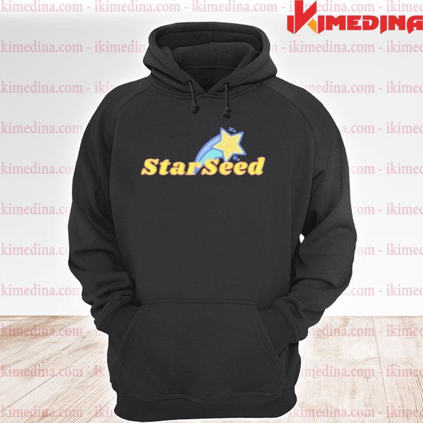 Official star seed s premium hoodie