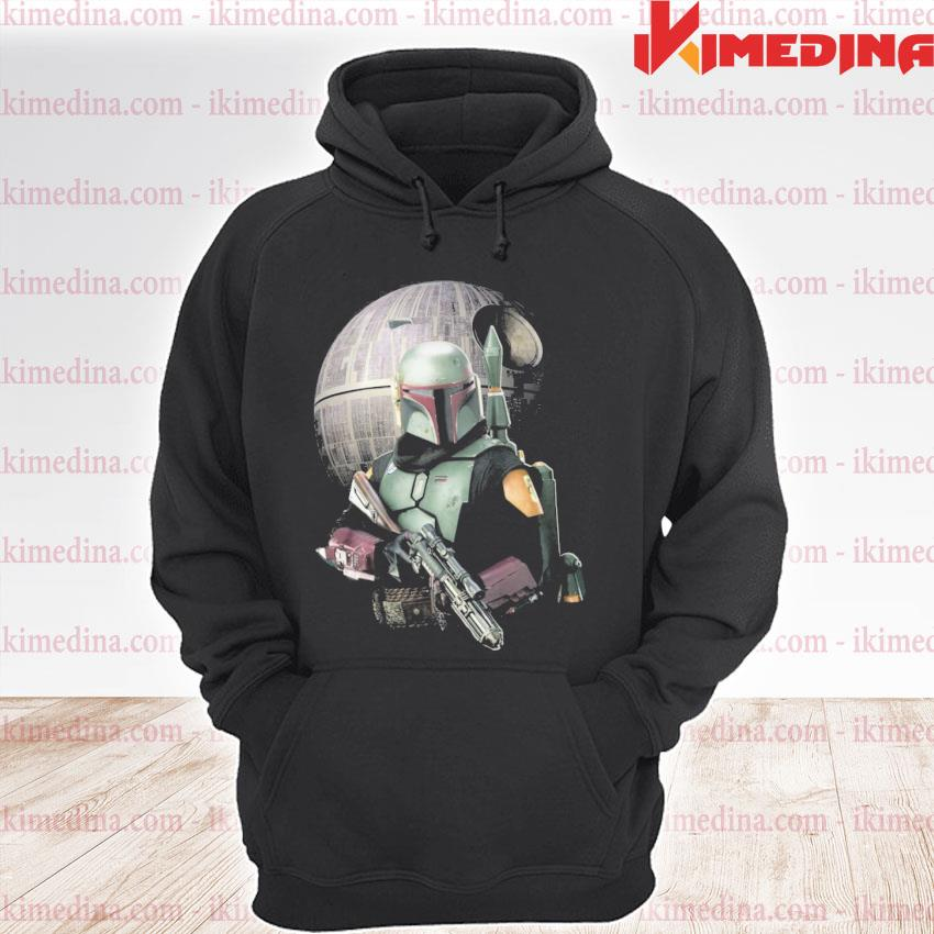 Official star wars the mandalorian 2021 s premium hoodie