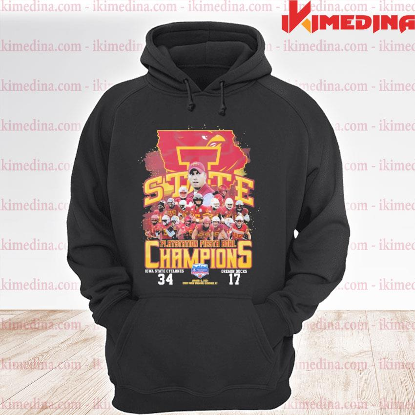 Official state playstation fiesta bowl champions s premium hoodie