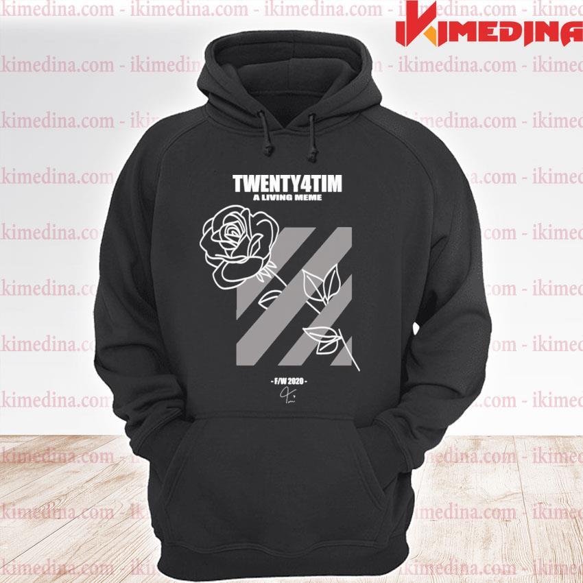 Official twenty4tim shop merch rose s premium hoodie