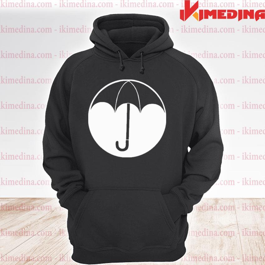 Official umbrella academy s premium hoodie