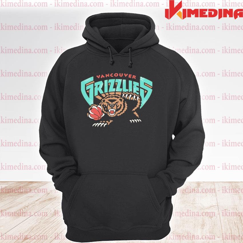 Official vancouver grizzlies s premium hoodie