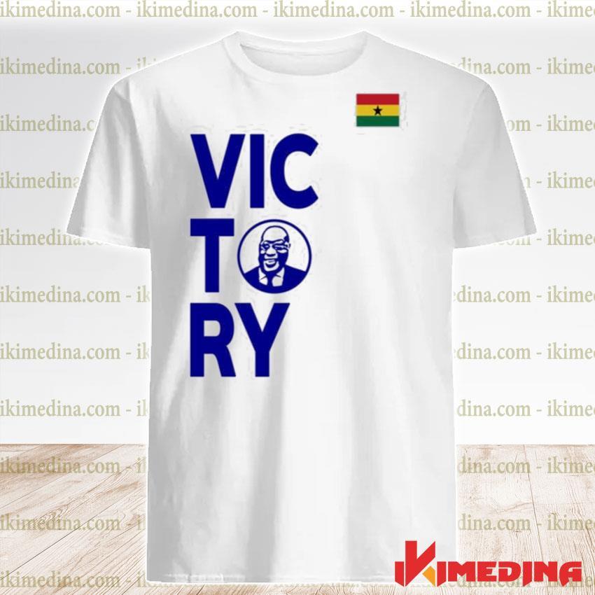 Official victory akufo addo nana akufo addo win 2020 elections shirt