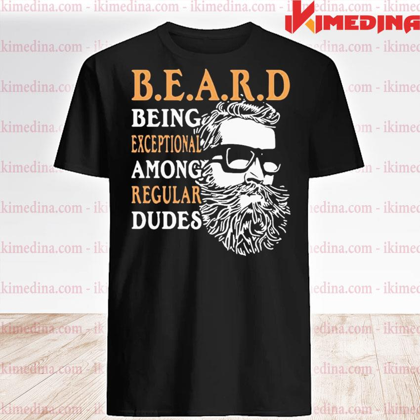 Official vintage being exceptional among regular dudes beard shirt
