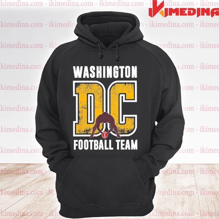 Official washington dc football team s premium hoodie