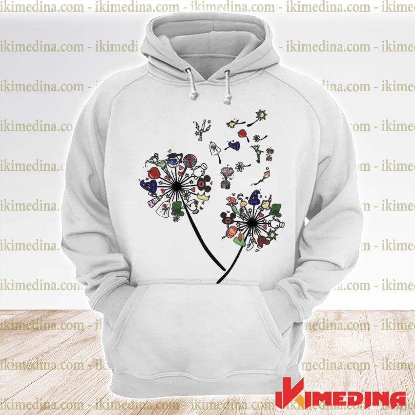 Official wine dandelion s premium hoodie