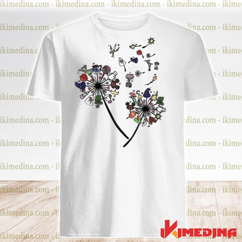 Official wine dandelion shirt